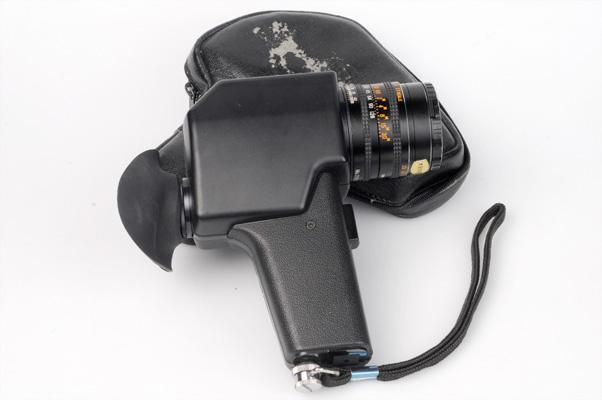 how to use soligor digital spot sensor